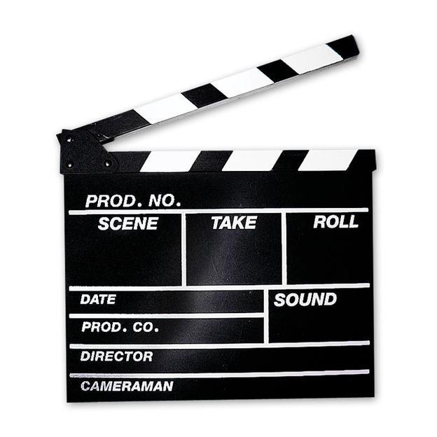 Filmklappe Klein