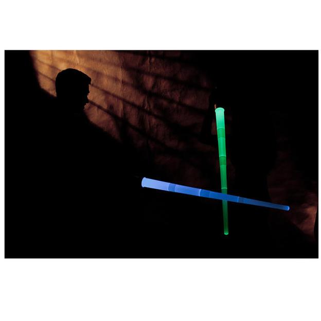 """Lichtschwert, Laserschwert leuchtend. """"Kristall FX"""""""