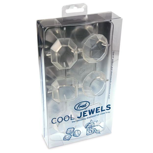 Eiswürfelform Diamanten Cool Jewels