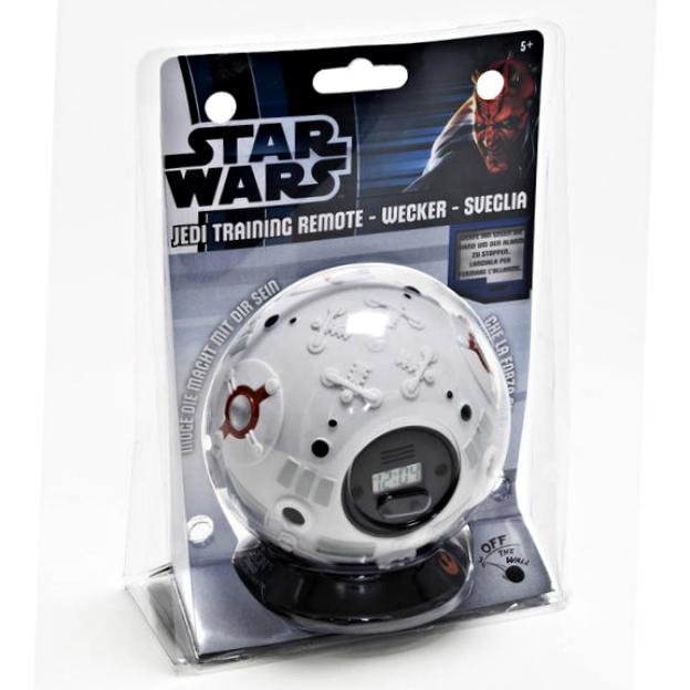 Star Wars Wecker Jedi Trainingswecker