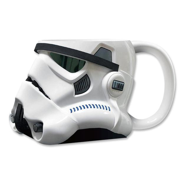 Star Wars 3D-Tasse mit Deckel Stormtrooper Sammleredition