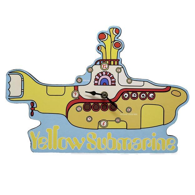 """Horloge The Beatles """"Yellow Submarine"""""""