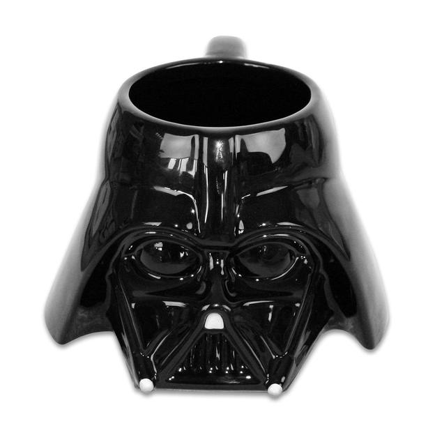 Mug Star Wars Dark Vador, tasse en relief