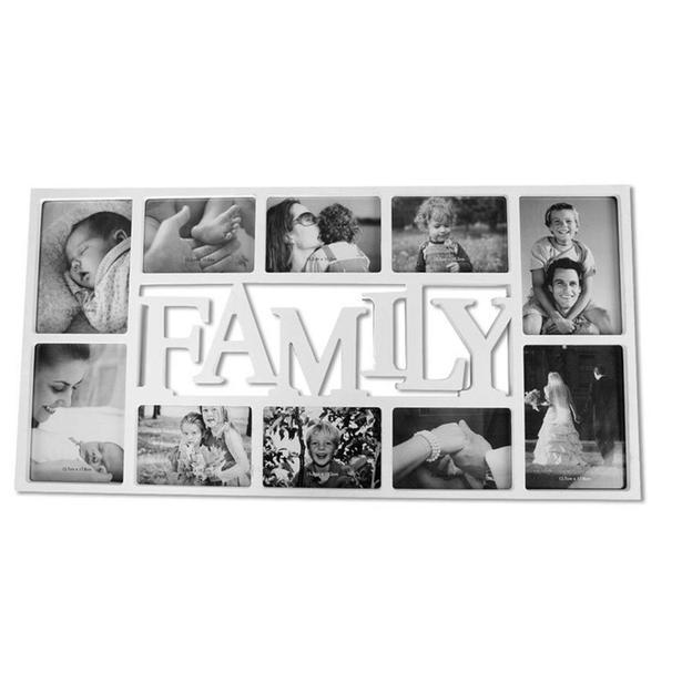 Fotorahmen Family XL weiss