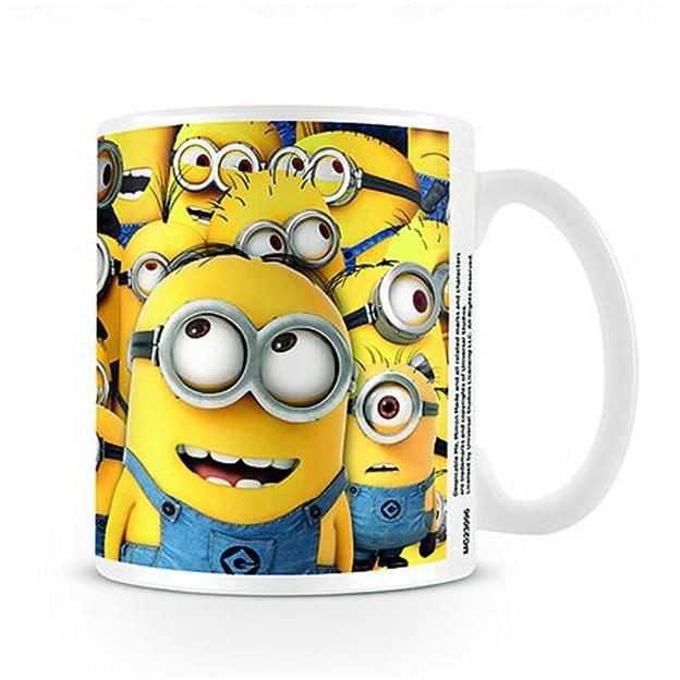 Despicable Me Tasse Many Minions