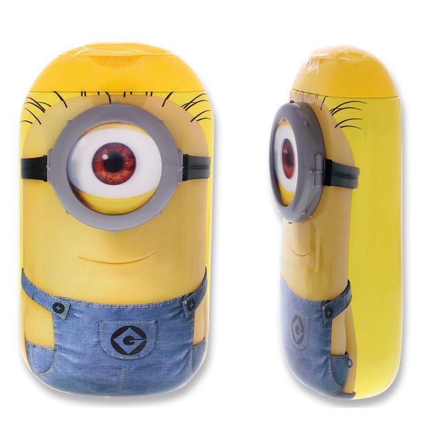 Despicable Me 2 Minions Stuart 3D Dusch-und Badegel