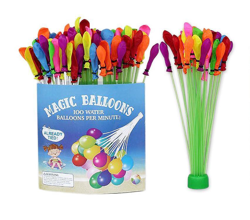 Magic Balloons Wasserbombenstrauss, Wasserballons