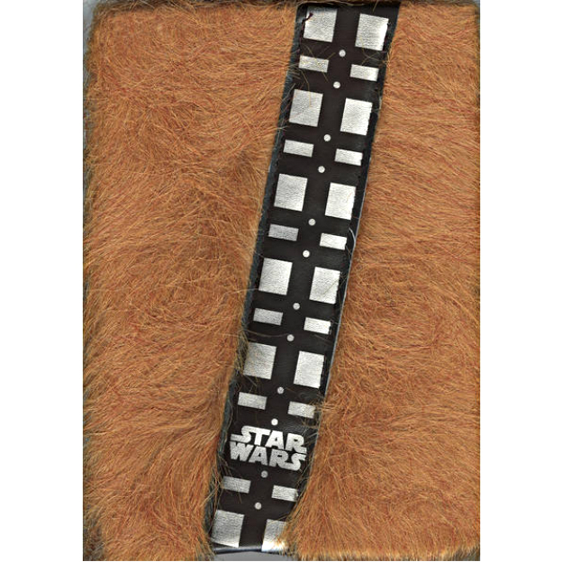 Star Wars Premium Notizbuch Chewbacca