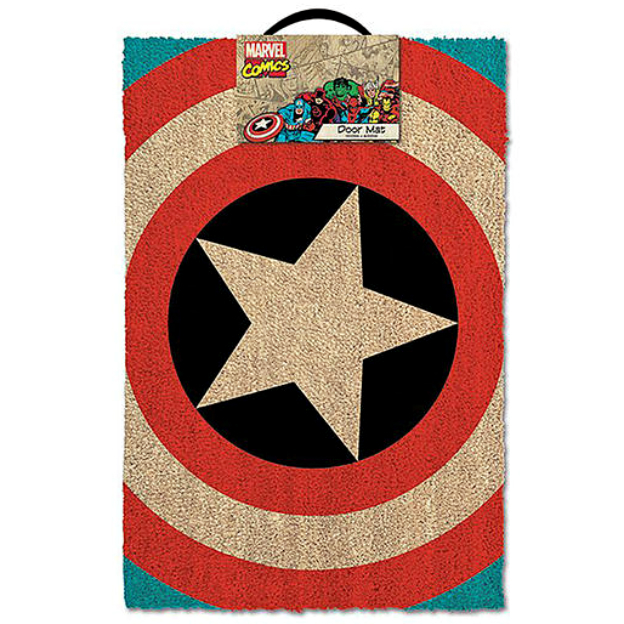 Captain America Fußmatte Shield