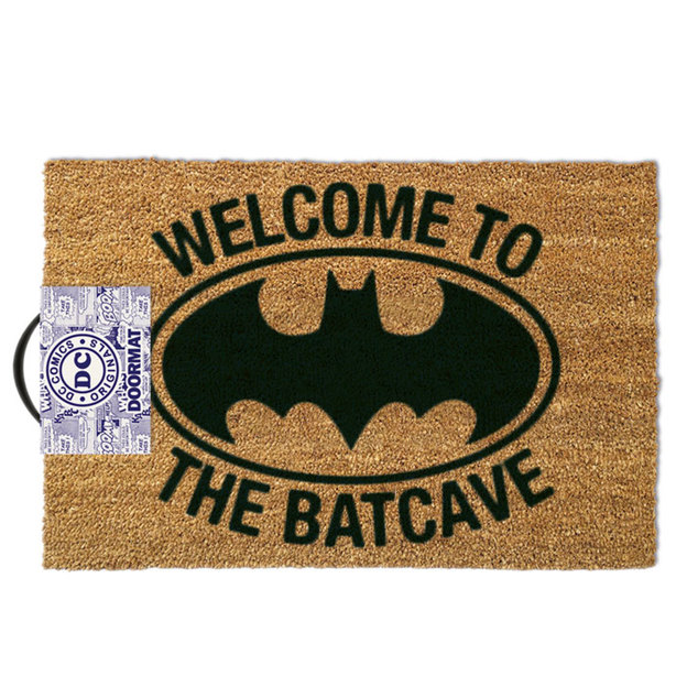 Batman Fussmatte Welcome to the Batcave