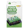 """Set de décoration """"Football"""" pour gâteau"""
