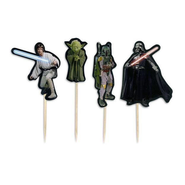 Star Wars Muffin-Dekoset Cupcake Kit