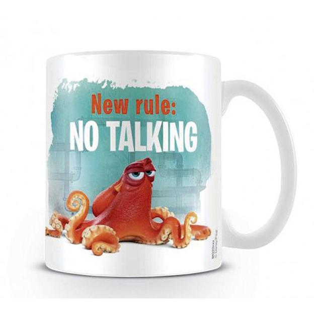 Finding Dory Tasse New Rule NO TALKING