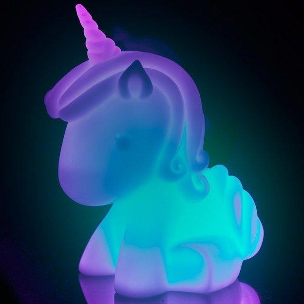 Einhorn Stimmungsleuchte Mood Light 10cm