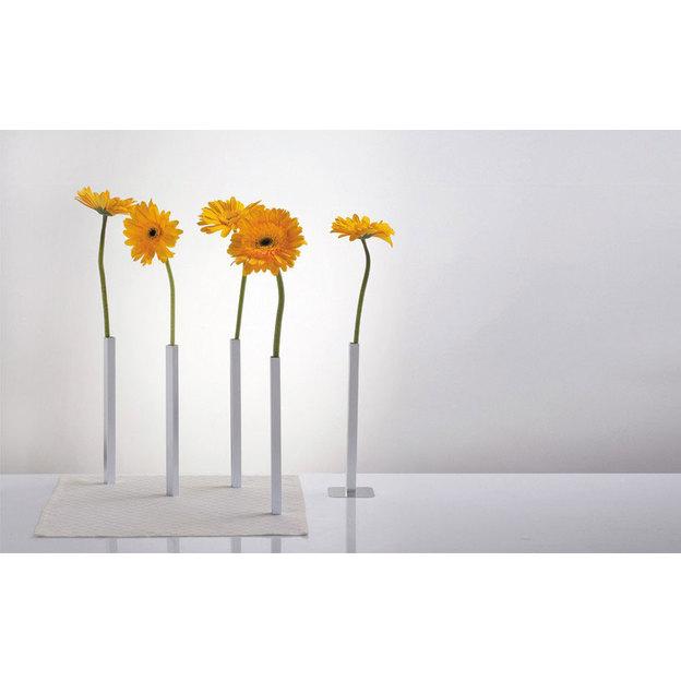 Magnetic Vase Silber
