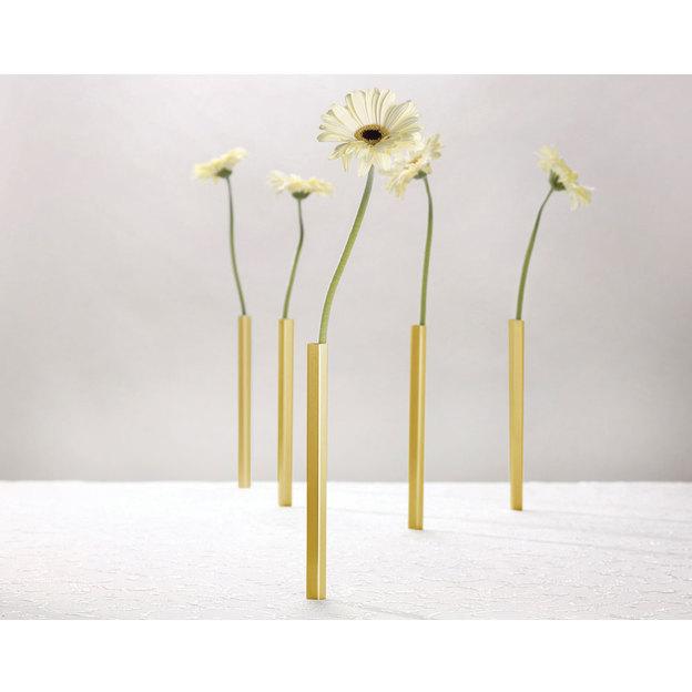 Magnetic Vase Gold