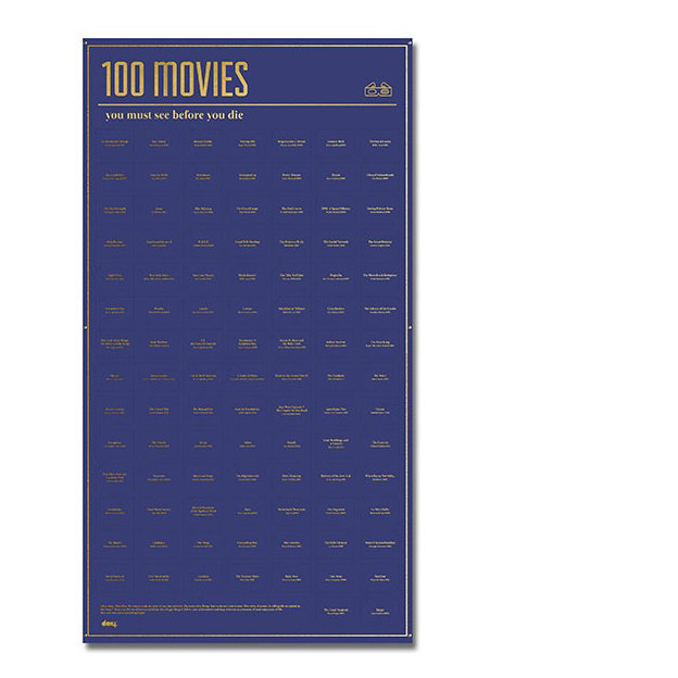 100 Movies you must watch