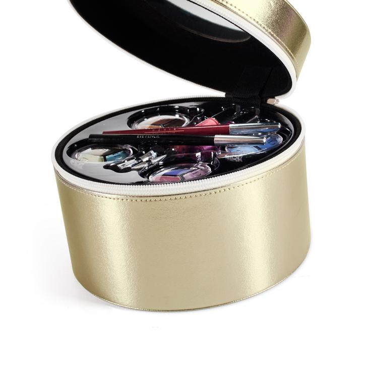 Boîte de maquillage avec 12 fards à paupières