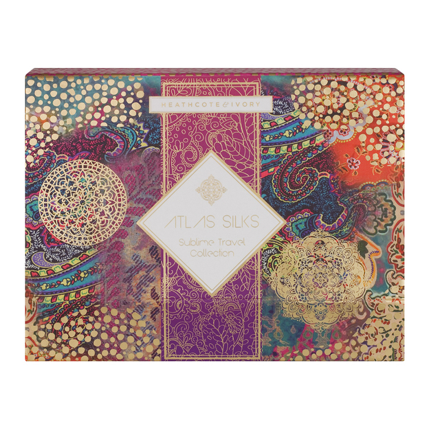 Set cadeau Atlas Silk Rose & Ylang Ylang