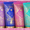 Geschenkset Atlas Silk Bergrose & YIang YIang
