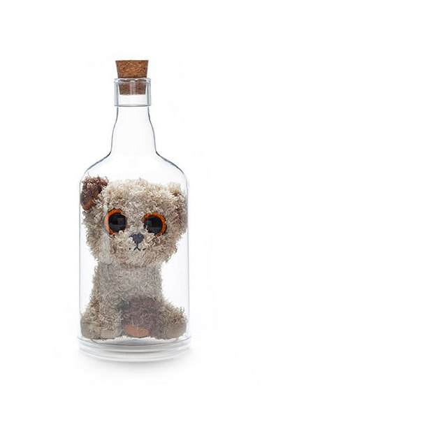 Impossible Bottle - die Zauberflasche zum selber befüllen