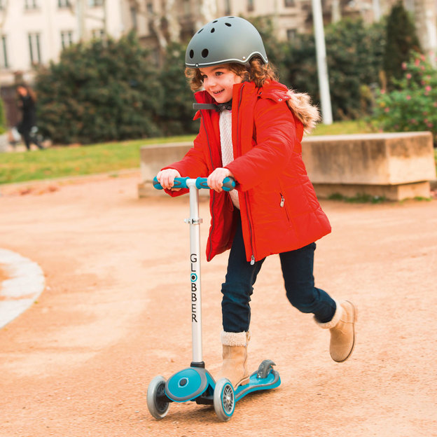 Globber Scooter 5-in-1 - Trottinette évolutive Le Matin