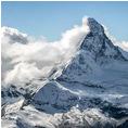 Berner und Walliser Alpen Rundflug