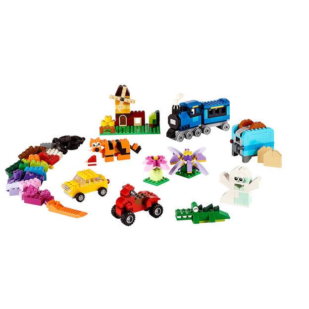 LEGO Classic Mittelgrosse Bausteine-Box