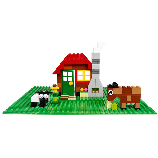 LEGO Classic La plaque de base verte