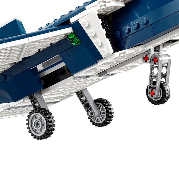 LEGO Creator Blauer Power Jet