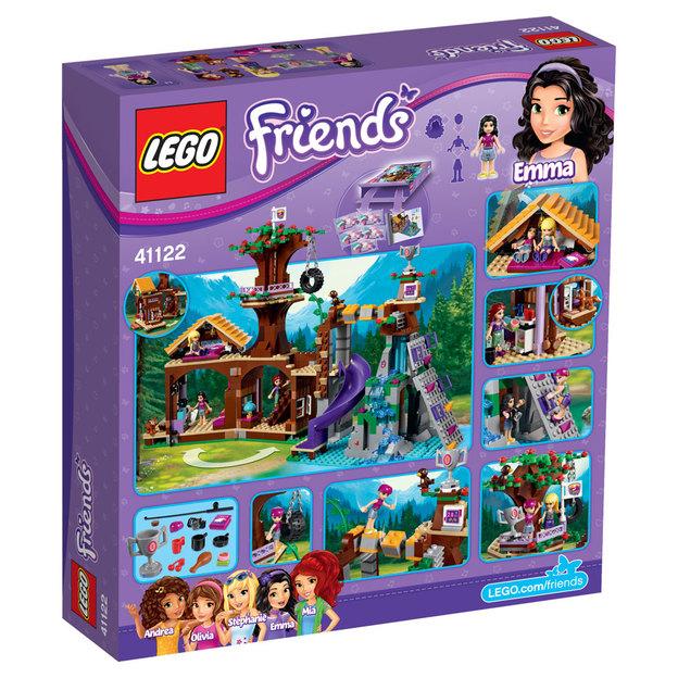 LEGO Friends Abenteuercamp Baumhaus