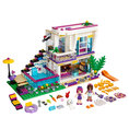 LEGO Friends Livis Popstar-Villa
