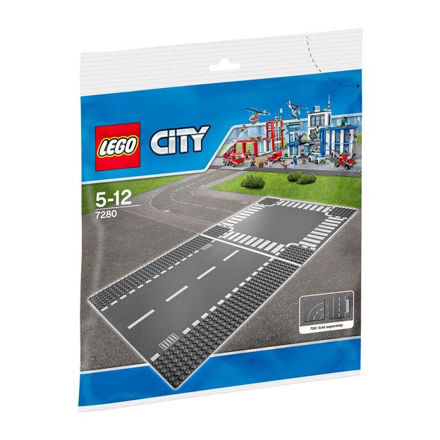 LEGO City Gerade Strasse/ Kreuzung