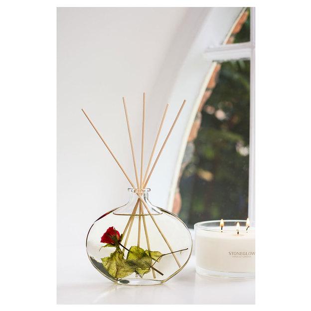 Diffuser Flowers im Glas