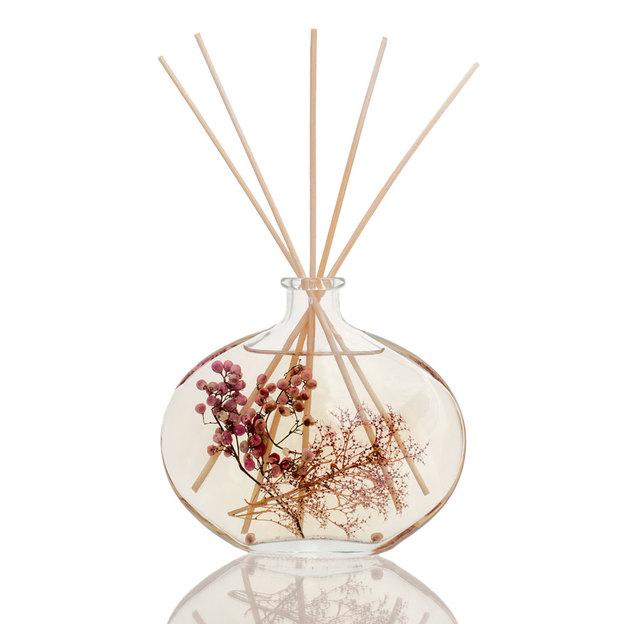 Diffuser Raumduft im formschönen Glas Pink Pepper