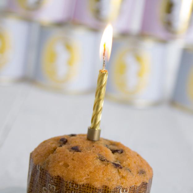 Gâteau en conserve Cancake