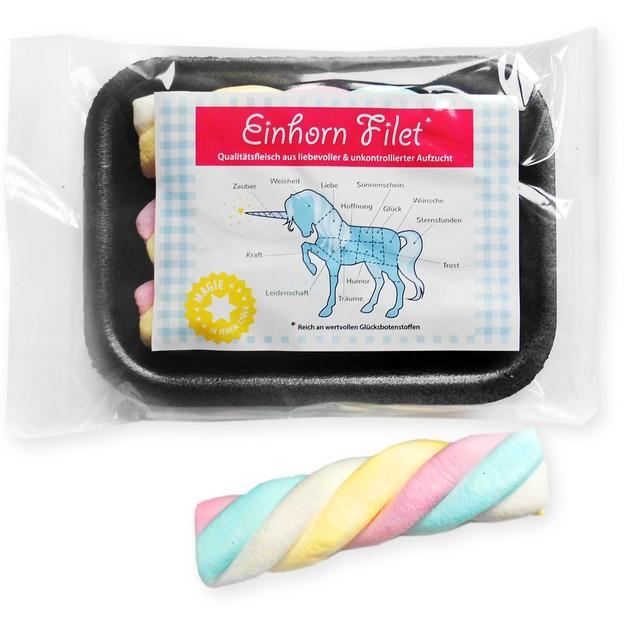 Einhorn-Filet Marshmallow