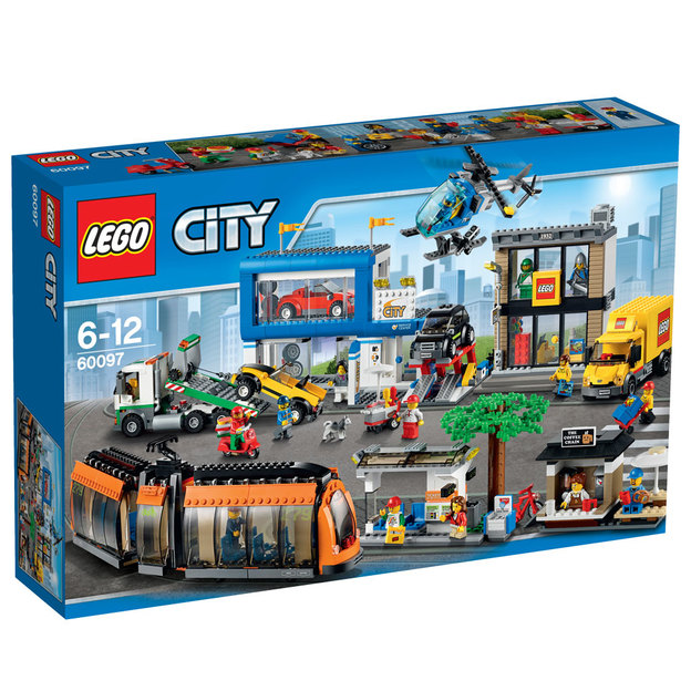 LEGO City Stadtzentrum