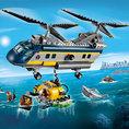 LEGO City Tiefsee-Helikopter
