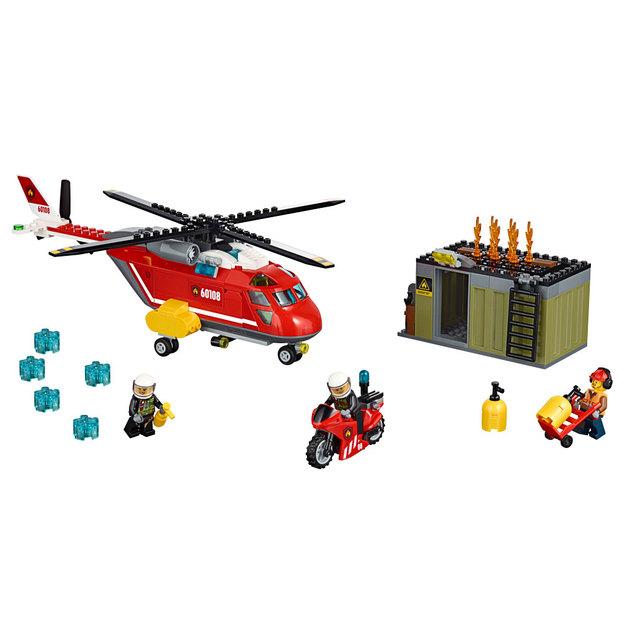 LEGO City Feuerwehr-Löscheinheit