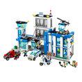 LEGO City Ausbruch aus der Polizeistation