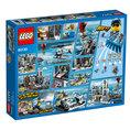 LEGO City Polizeiquartier auf der Gefängnisinsel