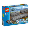 LEGO City Flexible Schienen