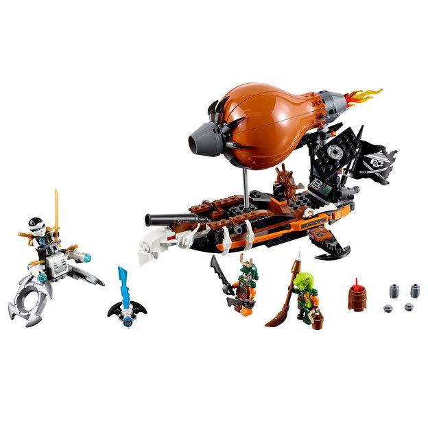 LEGO Ninjago Kommando-Zeppelin