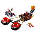 LEGO Nexo Knights Chaos-Kutsche des Monster-Meisters