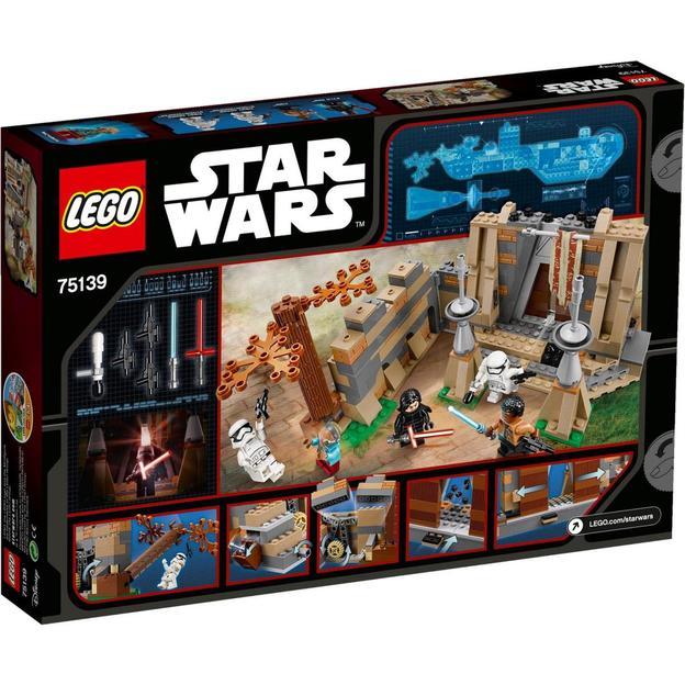 LEGO Star Wars Battle on Takodana