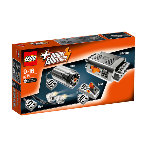 LEGO Technic Power Functions Tuning-Set