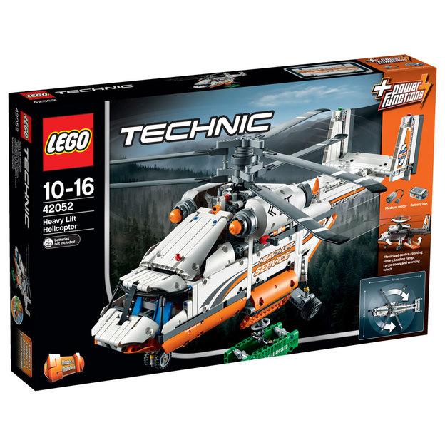LEGO Technic Schwerlasthubschrauber