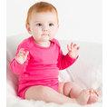Personalisierbarer Babystrampler mit Symbol