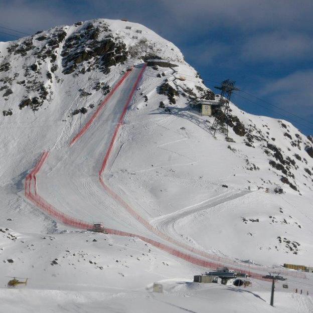 Fliege an die Ski WM 2017 in St. Moritz